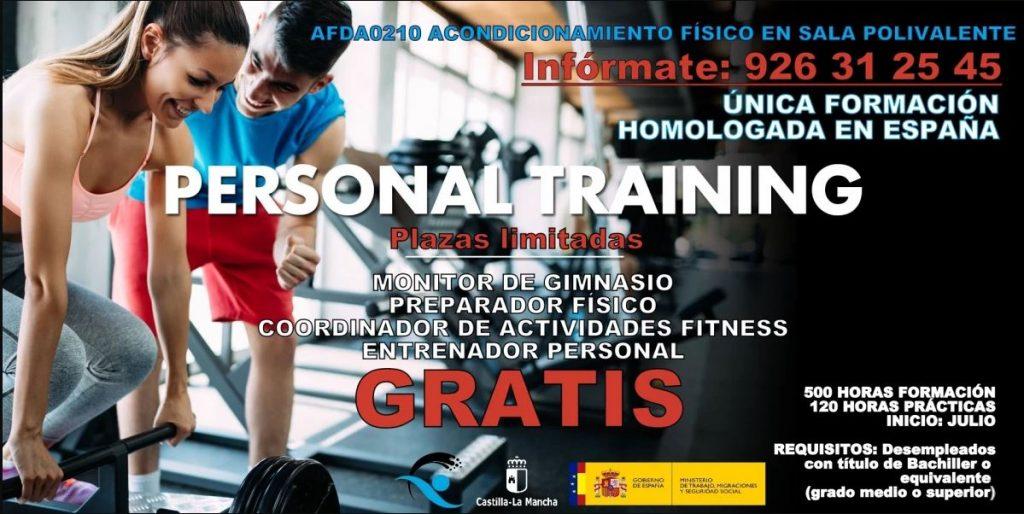 entrenamiento personal promo