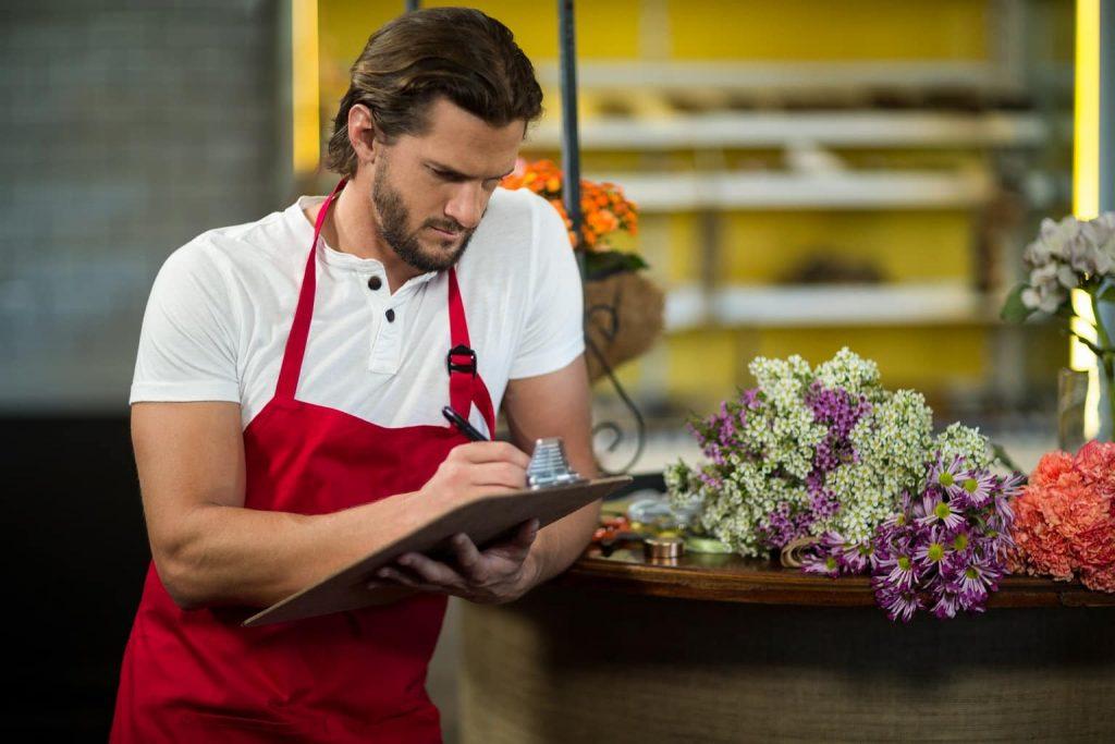 conseguir clientes para una floristeria