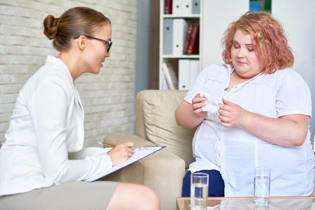 consulta con psiquiatra peso
