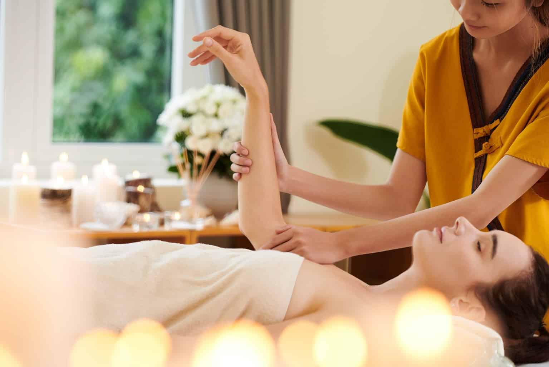 como hacer masajes